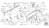 Related Parts for 1996 Infiniti I30 Air Bag - K8515-40U12