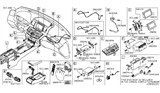 Related Parts for Infiniti M35 Transmitter - 28298-EH000