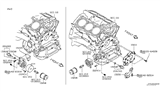 Diagram for Infiniti Oil Filter - 15208-65F0A