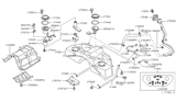 Diagram for Infiniti Fuel Pump - 17042-AC700