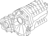 Infiniti Transfer Case - 33100-CG000