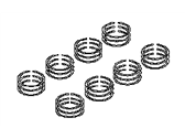 Infiniti M37 Piston Ring Set - 12035-1MC0B