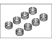 Infiniti QX80 Piston Ring Set - 12033-EZ30C