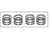 Infiniti JX35 Piston Ring Set - 12033-JA10D